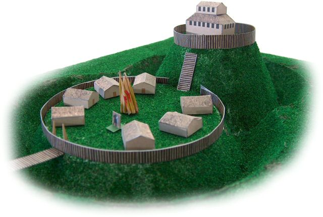 Pics For Gt Motte And Bailey Castles