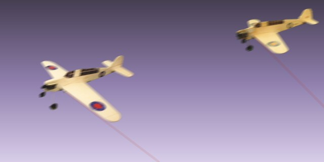 Fulmar RTP Model Aircraft